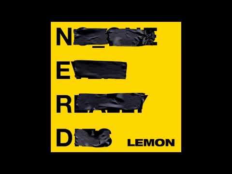 NERD & Rihanna  Lemon Instrumental