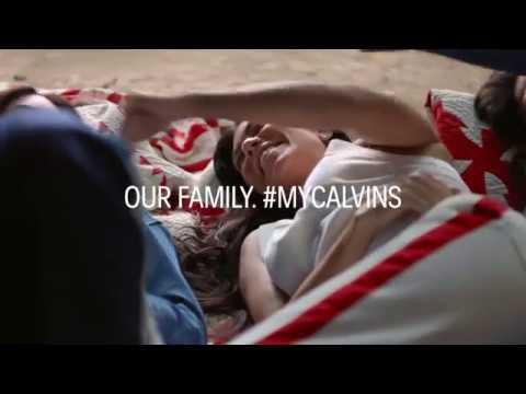 OUR FAMILY. #MYCALVINS: Kardashian / Jenner