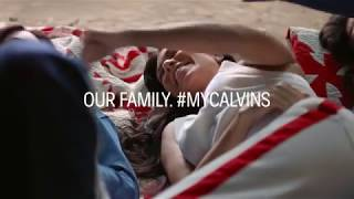 OUR FAMILY. #MYCALVINS: the Kardashians and Jenners thumbnail