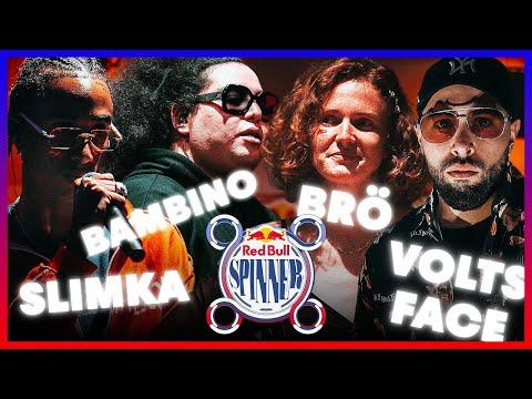 Youtube: Volts Face x Brö x Bambino x Slimka – Red Bull Spinner