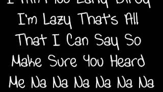 Lady Sovereign - 9 To 5 Lyrics