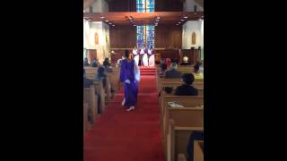 Your Next In Line for A Miracle - St. Mark Congregational Church Dance Ministry