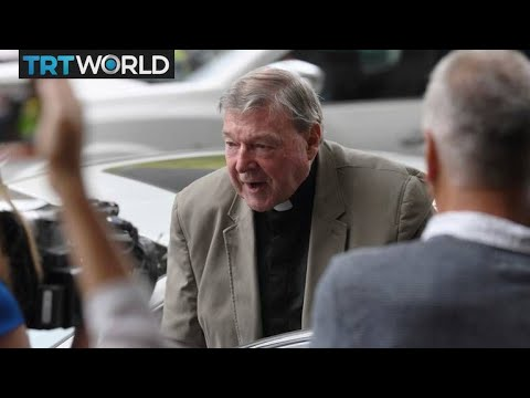 Why is the Vatican quiet on the trial of Cardinal George Pell?
