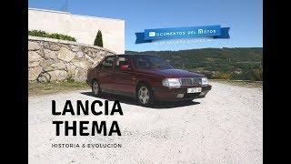 Lancia Thema (1/2)- Historia y evolución