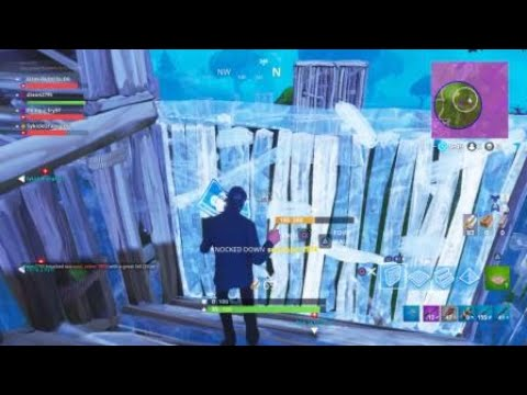 Fortnite how long does it take to fall 25 m