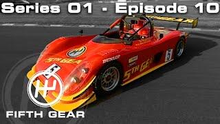 Fifth Gear: Series 1 - Episode 10