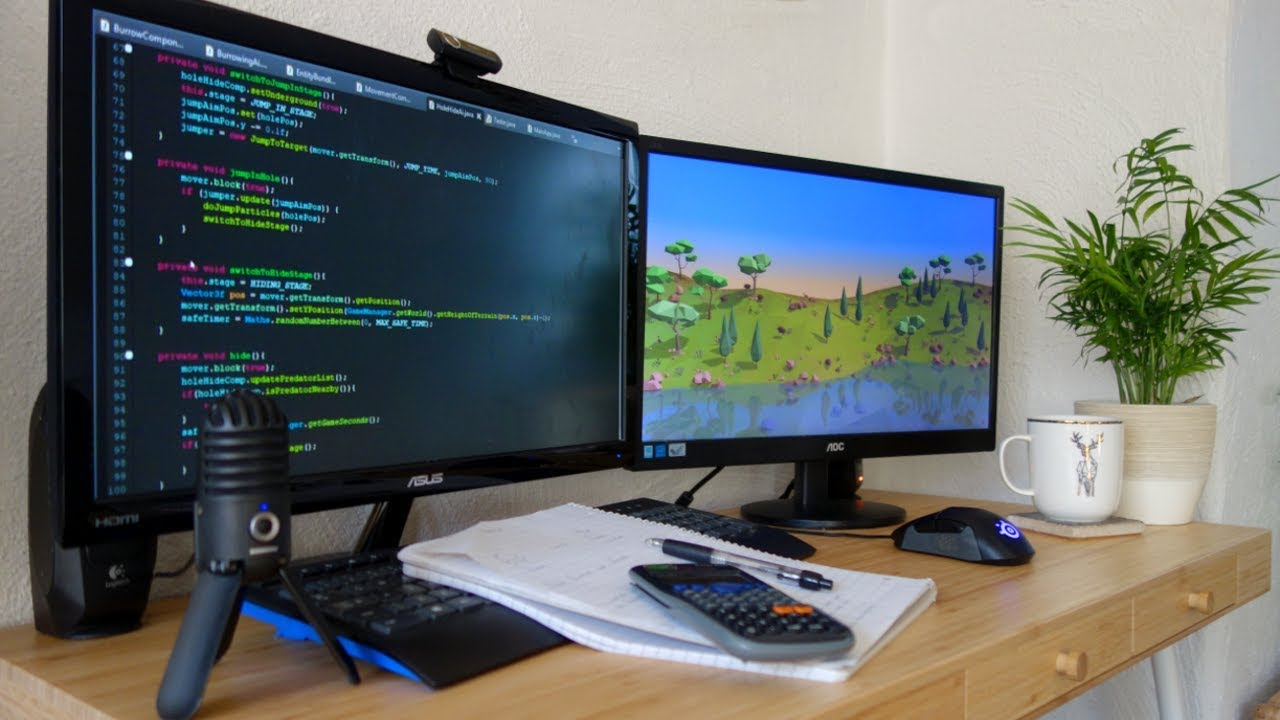 A Week In The Life Of An Indie Game Developer