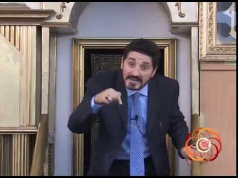الدكتور عدنان ابراهيم l الإمامة (الخلافة) بين السنة والشيعة