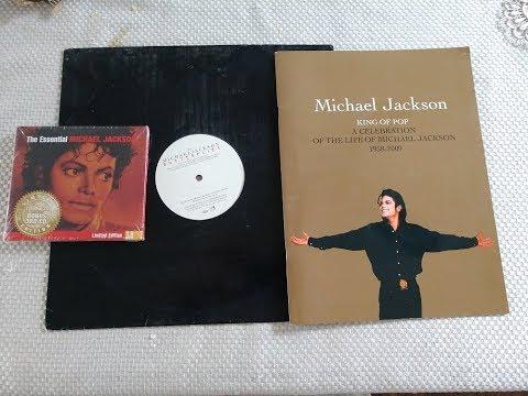 Michael Jackson SPECIAL Unboxing Butterflies PROMO, ESSENTIAL 3.0 + Memorial PROGRAM