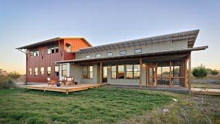 Winning Prefab Metal Homes | Casa Pequeña