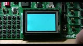 RGB Touchscreen GLCD