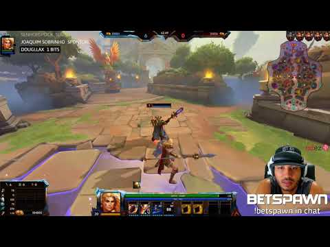 SMITE: Achilles NEW GOD FIRST LOOK