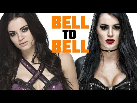 Paige † s First and Last Matches in WWE - Bell to Bell
