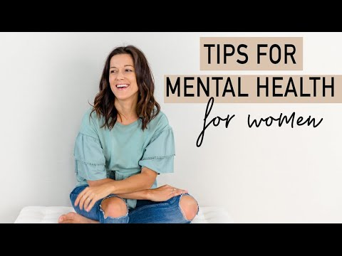 5 Things Women Should do DAILY for Mental Health & Self-Conf