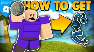 HOW TO GET AQUAMAN EVENT ITEMS *NEW* BOOGA BOOGA UPDATE (ROBLOX)