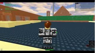 Lets Play Roblox #1: Sandbox (NBC)