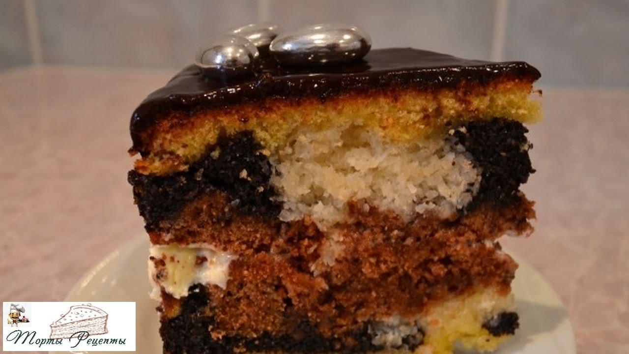 торт карпаты простой рецепт с фото пошагово