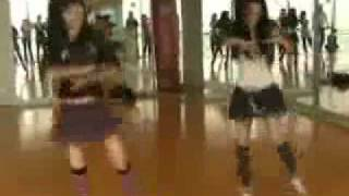 By2 Twins Hip Hop dancing (version 1)