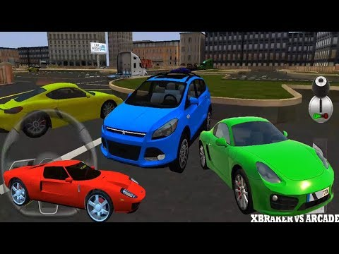 Shooping Mall Car Driving Cars Unlocked - Funny Compilation For Kids - Android GamePlay 2018
