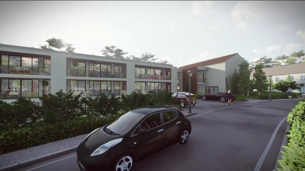 12 Wohnungen Für Neusiedl An Der Zaya Youtube