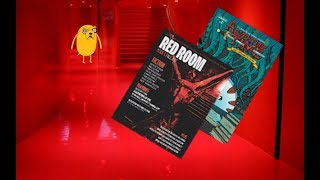 Red Room Issue 1 & Adventure Time Spooktacular 2017 - Peculiar Publications Perusal