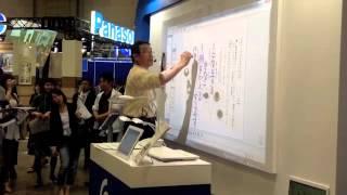 MimioProjector電子黒板機能付きプロジェクター、MimioView書画カメラを...