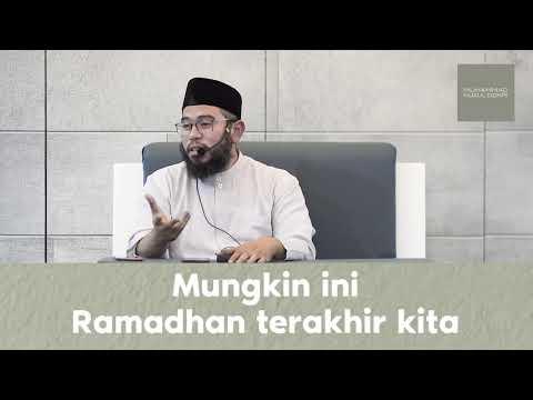 Renungan Ramadhan - Ustadz Muhammad Nuzul Dzikri