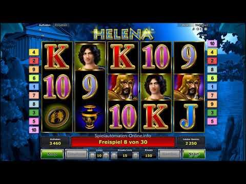 Игровой автомат Helena играть бесплатно и без регистрации онлайн