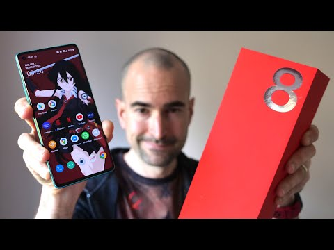 OnePlus 8 | Unboxing & Full Tour