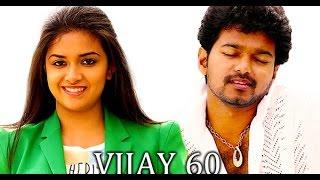 One Word Title For Vijay 60 | Keerthi Suresh | Latest Tamil Cinema News | PluzMedia