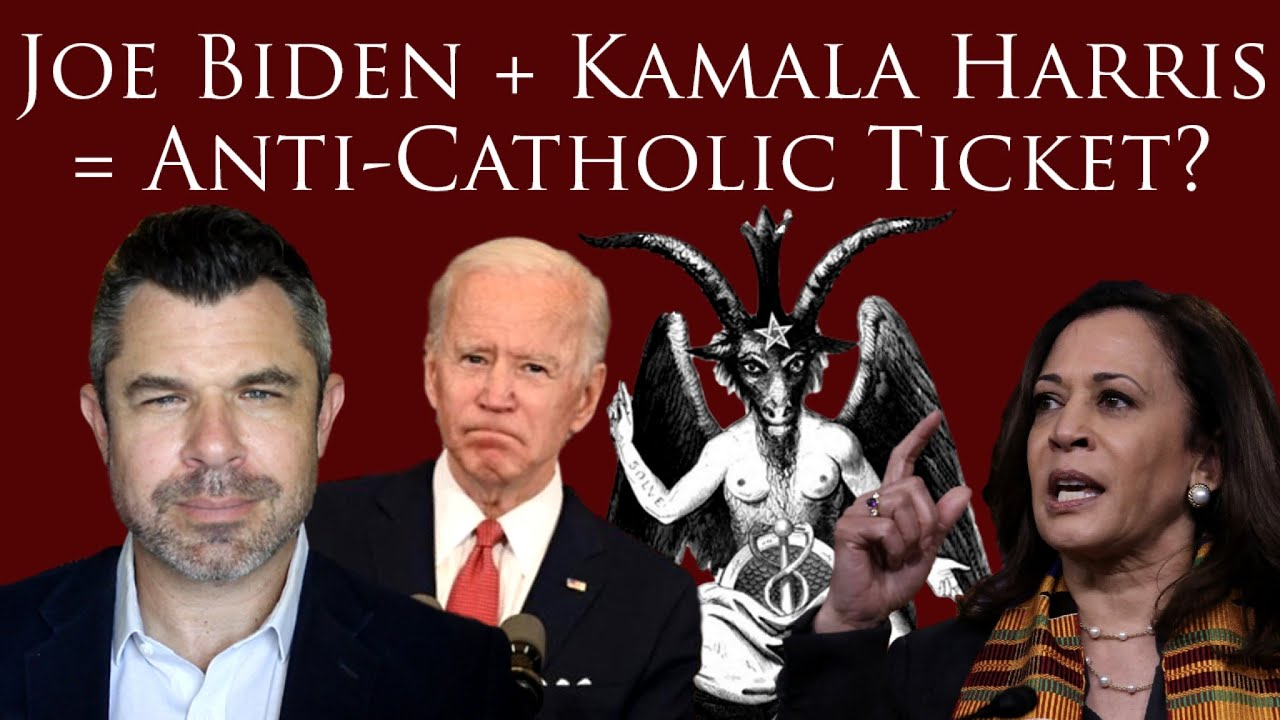 Joe Biden + Kamala Harris = AntiCatholicism Ticket?