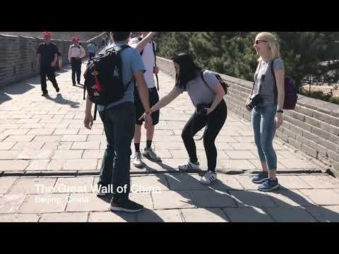 QCHS China Trip 2018