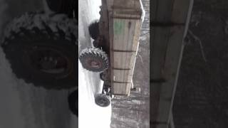 Самоделка сделали своими руками мотор от т-40