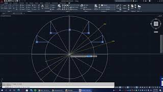 How to draw baṡic engineering curves on AutoCad
