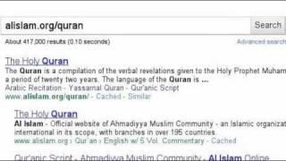 Ahmadiyya The True Picture of Peaceful ISLAM