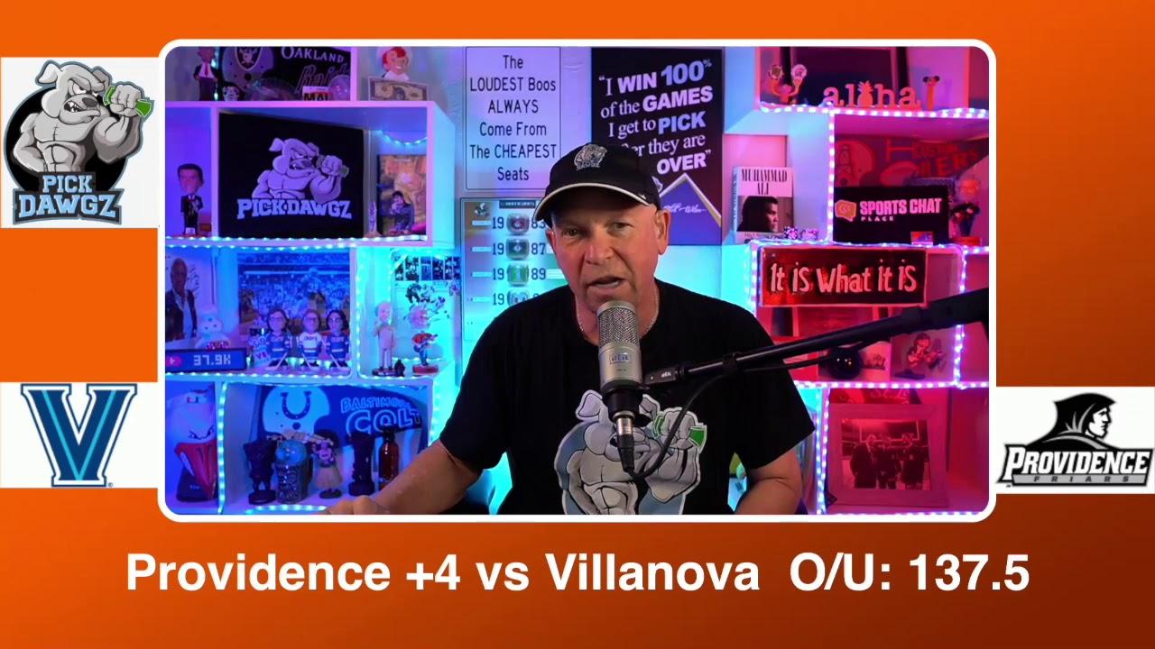 Villanova vs. Providence odds, line: 2021 college basketball picks ...