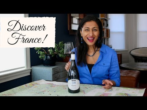 Wine regions of France: A intro to describe wine