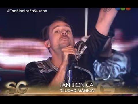 Tan Biónica: Ciudad mágica  Especial Susana Gimenez