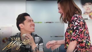 #CarGel plays Ex Couples for Cash