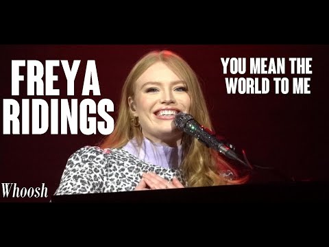 Freya Ridings - You Mean The World To Me @ Birmingham O2 Academy