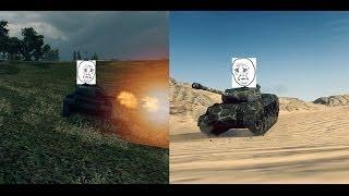Mightymasochistin kyydissä: World of Tanks ja sydäntä riipaisevat kokemukset
