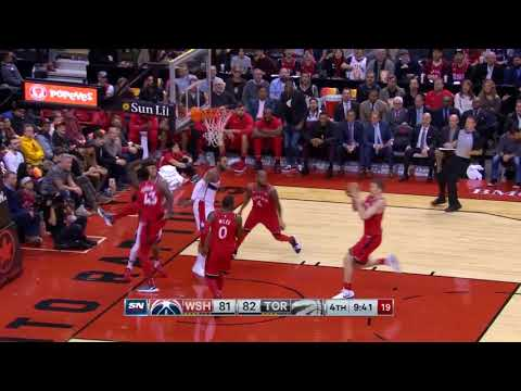 Washington Wizards vs. Toronto Raptors - November 19, 2017