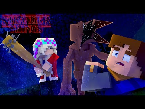 Minecraft STRANGER THINGS EP.2 || LITTLE DONNY IS EATEN BY THE OTHER DIMENSION MONSTER || Roleplay