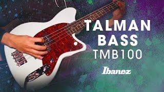 Ibanez Talman Bass TMB100
