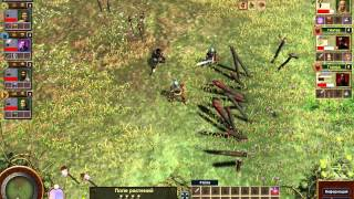 Hinterland Orc Lords Elfa - part 5