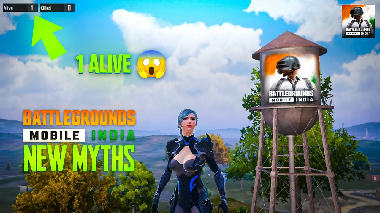 Download Top 10 Mythbusters In PUBG Mobile | BGMI/PUBG New Myths #45