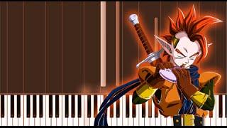 Tapion's Theme - Dragon Ball Z (Piano Tutorial / Synthesia)
