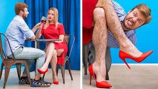 Dating Fails! 25 Ways to Fail on a First Date