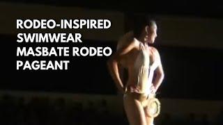 Mr & Ms. Rodeo Masbateño 2012 Pre-pageant Swimwear Part 1/3