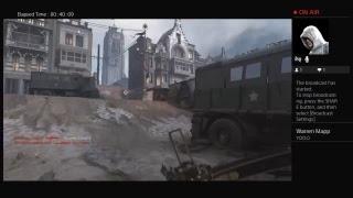 COD WW2 Online Gameplay